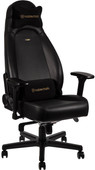 Noblechairs ICON Gaming Stoel Nappa Leather - black