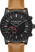 Michael Kors Access Hutton Noir/Marron