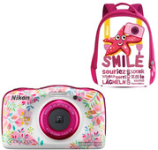 Nikon Coolpix W150 Kit Backpack Fleurs