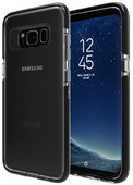GEAR4 D3O Piccadilly Samsung Galaxy S8 Back Cover Zwart