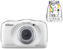 Nikon Coolpix W150 Kit Backpack Blanc