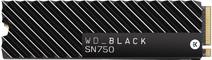 WD Black SN750 500 Go (Avec dissipateur thermique)