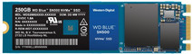 WD Blue 250GB SN500 NVMe
