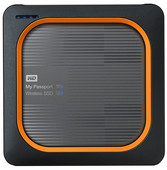 WD My Passport Wireless SSD 2 To