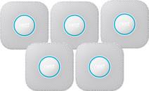 Nest Protect V2 (Batterij) 5-pack
