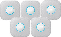 Nest Protect V2 (Netstroom) 5-pack