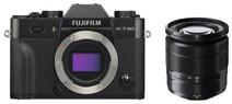 Fujifilm X-T30 Black + XC 16-50mm f/3.5-5.6 OIS II Black