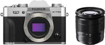 Fujifilm X-T30 Silver + XC 16-50mm f/3.5-5.6 OIS II Black