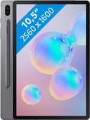 Samsung Galaxy Tab S6 256GB Wifi + 4G Grijs