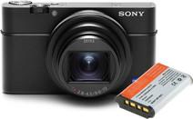 Sony CyberShot DSC-RX100VI + Sony NP-BX1 Battery