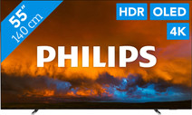 Philips 55OLED804 - Ambilight
