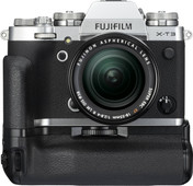 Fujifilm X-T3 Zilver + XF 18-55mm + VG-XT3 Vertical Battery
