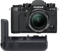 Fujifilm X-T3 Zwart + XF 18-55mm + VG-XT3 Vertical Battery G