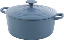 BK Bourgogne Dutch oven 24cm Denim Blue