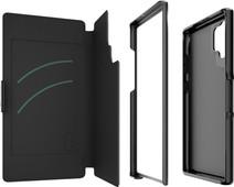 GEAR4 Oxford Samsung Galaxy Note 10 Plus Book Case Zwart