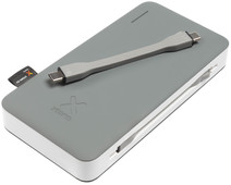 Xtorm Apollo Power Bank 15,000mAh with Power Delivery and Quick Charge Gray