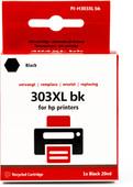 Pixeljet HP 303 Zwart XL voor HP printers