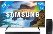 Samsung QE65Q70R - QLED + Soundbar