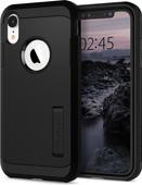 Spigen Tough Armor iPhone Xr Back Cover Black