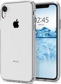 Spigen Liquid Crystal Back cover iPhone Xr Transparent