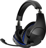 HyperX Cloud Stinger Wireless Gaming Headset PS4 Zwart/Blauw