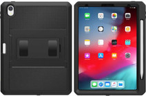 Just in Case Back Cover Heavy Duty Apple iPad Pro 11 Pouces (2018) Noir