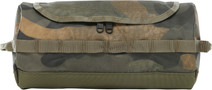 The North Face Base Camp Travel Canister Toiletbag L Burnt Olive Green Woods Camo Print