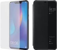 Huawei Mate 20 Lite Zwart + Beschermingspakket