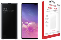 Samsung Galaxy S10 Plus 128 Go Noir + Pack de protection