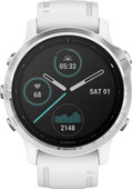 Garmin Fenix 6S - Blanc - 42 mm