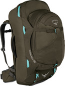 Osprey Fairview 55L Slim Fit Misty Grey