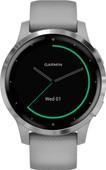 Garmin Vivoactive 4S - Argent/Gris - 40 mm