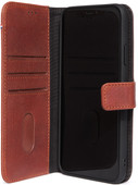 Decoded 2-in-1 Apple iPhone 11 Pro Max Book Case Leather Brown