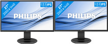 Philips 272B8QJEB/00 Duo Set-up