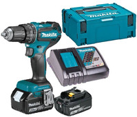 Makita DHP485RFJ with impact function