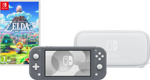 Nintendo Switch Lite Gray - Starter Pack