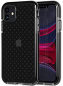 Tech21 Evo Check Apple iPhone 11 Back Cover Black