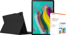 Starter Pack - Samsung Galaxy Tab S5e WiFi 64GB Black
