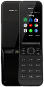 Nokia 2720 Flip Noir