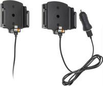 Brodit Universele Autohouder voor Smartphones 62 - 77mm met Oplader