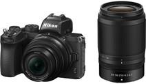Nikon Z50 + 16-50mm f/3.5-6.3 VR + 50-250mm f/4.5-6.3 VR