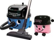 Numatic HVN-201 Henry Next + speelgoedstofzuiger