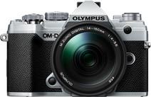 Olympus OM-D E-M5 III Body Zilver + 14-150mm f/4.0-5.6 II Zwart