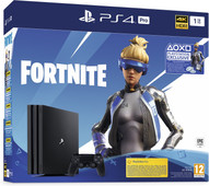 Sony PlayStation 4 Pro 1 To Fortnite Bundle