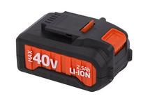 Powerplus Dual Power Accu 40V 2,5 Ah Li-Ion