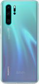 Azuri Glossy Back cover TPU Huawei P30 Pro Transparent