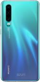 Azuri Glossy Back cover TPU Huawei P30 Transparent