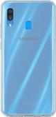 Azuri TPU Samsung Galaxy A40 Back Cover Transparent