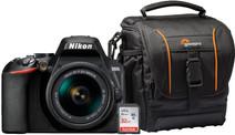 Nikon D3500 + 18-55 f/3.5-5.6 VR Starter Kit