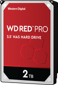WD Red Pro WD2002FFSX 2TB